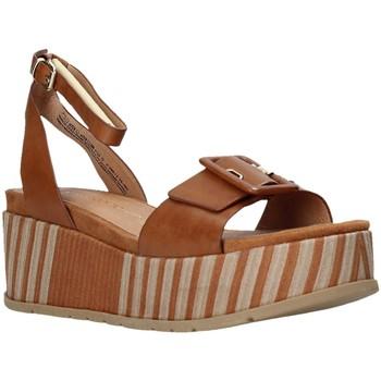 Schoenen Dames Sandalen / Open schoenen Marco Tozzi 2-2-28513-26 Bruin