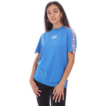 Textiel Dames T-shirts korte mouwen Colmar 4103 6SH Blauw