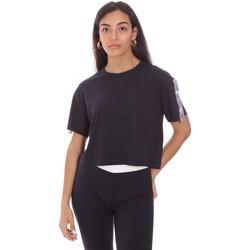 Textiel Dames T-shirts korte mouwen Colmar 8652 6SH Blauw