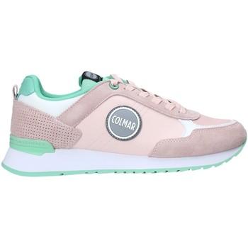 Schoenen Dames Lage sneakers Colmar TRAVIS C Roze