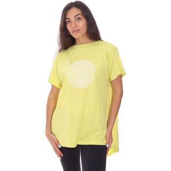 Textiel Dames T-shirts korte mouwen Colmar 8606 6SH Groen