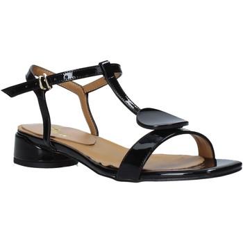Schoenen Dames Sandalen / Open schoenen Grace Shoes 971002 Zwart