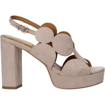 Schoenen Dames Sandalen / Open schoenen Grace Shoes 492PL010 Roze