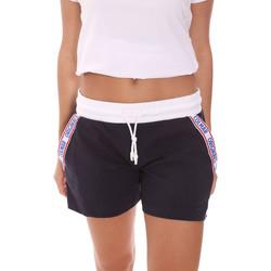 Textiel Dames Korte broeken / Bermuda's Colmar 9005 6TJ Blauw