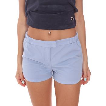 Textiel Dames Korte broeken / Bermuda's Colmar 0918T 5TQ Blauw