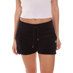 Textiel Dames Korte broeken / Bermuda's Colmar 9086 1TP Zwart