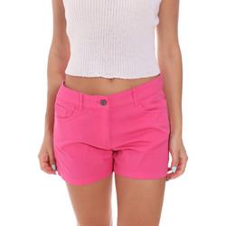 Textiel Dames Korte broeken / Bermuda's Colmar 0916T 5TQ Roze