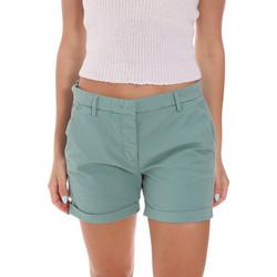 Textiel Dames Korte broeken / Bermuda's Colmar 0917T 5TQ Groen