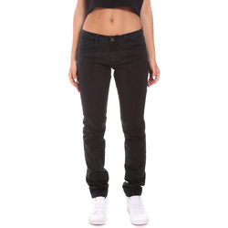 Textiel Dames Broeken / Pantalons Colmar 0643T 5QX Zwart