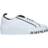 Schoenen Heren Lage sneakers John Galliano 11012/CP C Wit