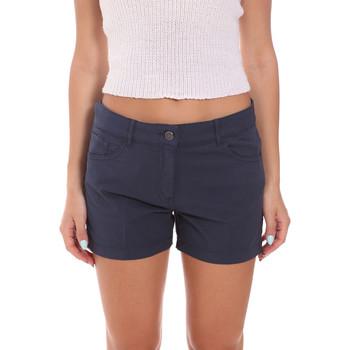 Textiel Dames Korte broeken / Bermuda's Colmar 0916T 5TQ Blauw