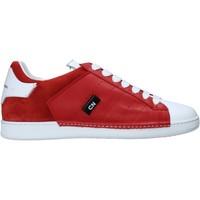 Schoenen Heren Lage sneakers Costume National 10410/CP C Rood