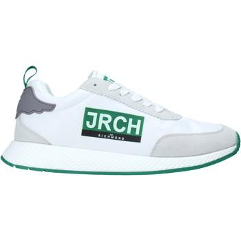 Schoenen Heren Lage sneakers John Richmond 10133/CP A Wit