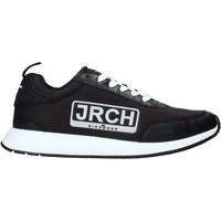 Schoenen Heren Lage sneakers John Richmond 10132/CP B Zwart