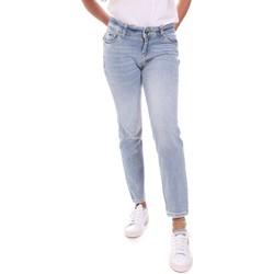 Textiel Dames Straight jeans Gaudi 111BD26011 Blauw