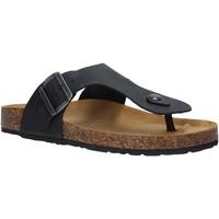 Schoenen Heren Sandalen / Open schoenen Docksteps DSM228400 Zwart