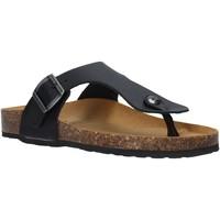 Schoenen Dames Slippers Docksteps DSW229000 Zwart