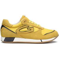 Schoenen Heren Sneakers Alberto Guardiani AGM003513 Geel