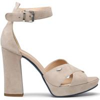 Schoenen Dames Sandalen / Open schoenen Alberto Guardiani AGW002700 Beige