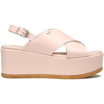 Schoenen Dames Sandalen / Open schoenen Alberto Guardiani AGW003003 Roze