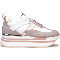 Schoenen Dames Lage sneakers Alberto Guardiani AGW004302 Wit