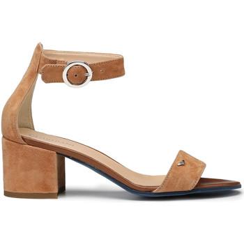 Schoenen Dames Sandalen / Open schoenen Alberto Guardiani AGW003201 Beige