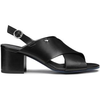 Schoenen Dames Sandalen / Open schoenen Alberto Guardiani AGW003405 Zwart