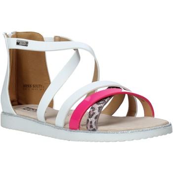 Schoenen Meisjes Sandalen / Open schoenen Miss Sixty S20-SMS768 Wit