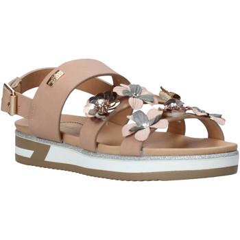 Schoenen Meisjes Sandalen / Open schoenen Miss Sixty S20-SMS780 Bruin