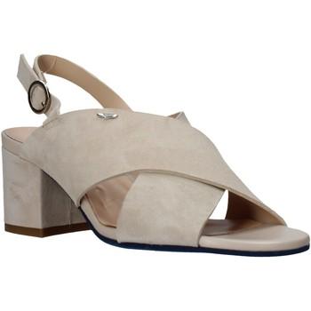 Schoenen Dames Sandalen / Open schoenen Alberto Guardiani AGW003400 Beige