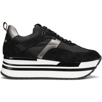 Schoenen Dames Lage sneakers Alberto Guardiani AGW004303 Zwart