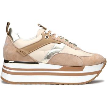 Schoenen Dames Sneakers Alberto Guardiani AGW004304 Beige