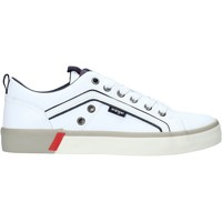 Schoenen Heren Lage sneakers Wrangler WM01033A Wit
