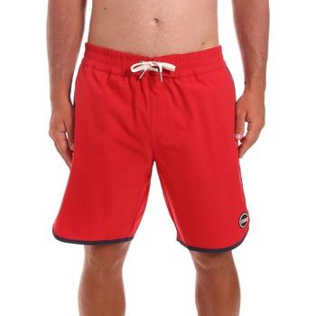 Textiel Heren Zwembroeken/ Zwemshorts Colmar 7260 1TR Rood