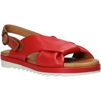 Schoenen Dames Sandalen / Open schoenen Sshady L1403 Rood