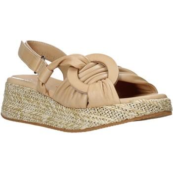 Schoenen Dames Sandalen / Open schoenen Sshady L2406 Beige