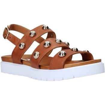 Schoenen Dames Sandalen / Open schoenen Sshady MRT126 Bruin