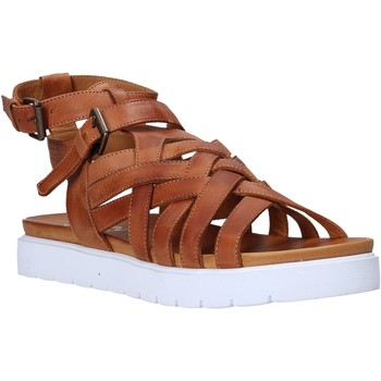 Schoenen Dames Sandalen / Open schoenen Sshady L2306 Bruin