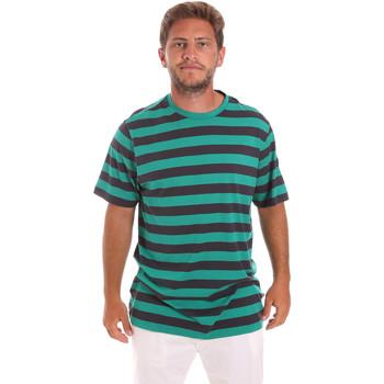 Textiel Heren T-shirts korte mouwen Colmar 7543 3TJ Zwart