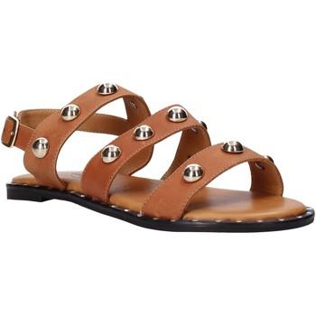Schoenen Dames Sandalen / Open schoenen Sshady MRT2117 Bruin