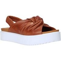 Schoenen Dames Sandalen / Open schoenen Sshady MRT77 Bruin