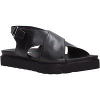 Schoenen Dames Sandalen / Open schoenen Sshady L2301 Zwart