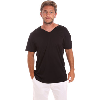 Textiel Heren T-shirts korte mouwen Colmar 7521 6SS Zwart