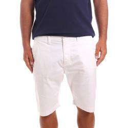 Textiel Heren Korte broeken / Bermuda's Sseinse PB739SS Wit