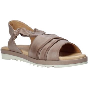 Schoenen Dames Sandalen / Open schoenen Sshady L1401 Grijs
