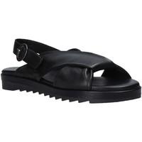 Schoenen Dames Sandalen / Open schoenen Sshady L1403 Zwart
