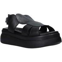 Schoenen Dames Sandalen / Open schoenen Sshady L2213 Zwart