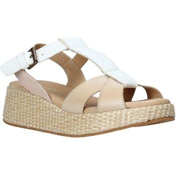 Schoenen Dames Sandalen / Open schoenen Sshady L2404 Beige