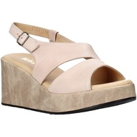 Schoenen Dames Sandalen / Open schoenen Sshady L2502 Roze