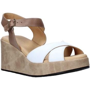 Schoenen Dames Sandalen / Open schoenen Sshady L2503 Wit